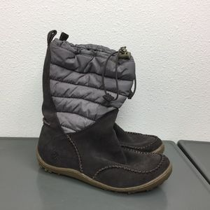 Columbia Waterproof Brown Suede Winter Boots 7.5
